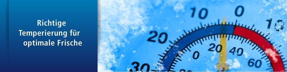 Elektro-Kälte Brüne – richtige Temperierung