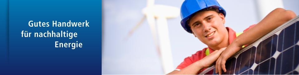 Elektro-Kälte Brüne - nachhaltige Energie